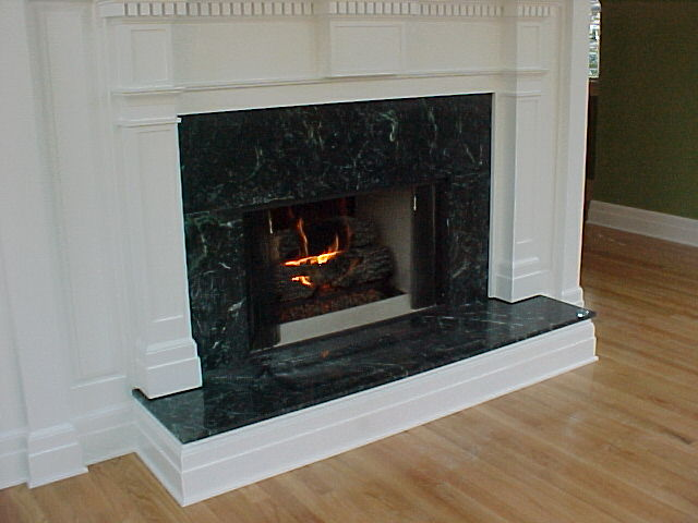 Bespoke Granite Fireplace Surrounds & Hearth | Sheaf Marble